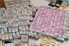 the lokayukta raided the panchayat secretary s house