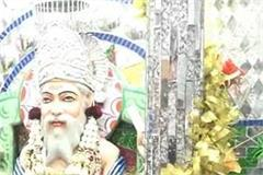 mass of faith in vishwakarma temple thousands of devotees bowed down