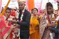 application for mass marriage scheme starts 65 couples will get married