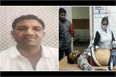 bullion trader shot dead for protesting against loot in bulandshahr