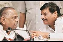 mulayam singh congratulated shivpal yadav on his birthday
