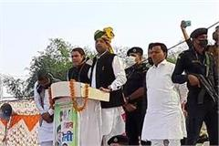 deputy chief minister many more announcements at mewat kisan rally