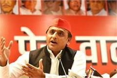 kisan andolan akhilesh said   if farmers are terrorists