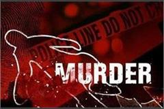 rohtas husband kills his wife for dowry accused absconding
