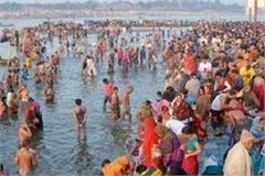 magh mela kalpavasi and bathing people will get enough ganga water