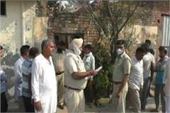 dead body of 55 year old man found hanging police investigating