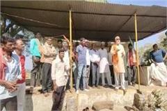boycott of voting on pohri assembly
