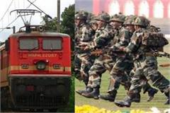 army is also affected due to farmer movement