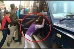 innocent kept crying head on police took away father selling firecrackers