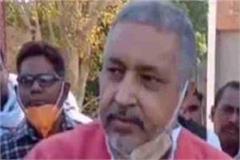 kisan andolan yogi government minister told protesters goons