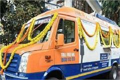 now food sampling van will test food items for rs 50