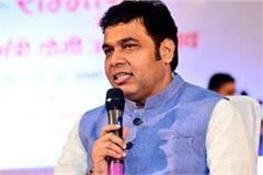shrikant sharma said  electricity department will go door