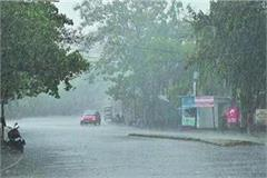 up weather light rain in some places in up fog may occur tomorrow