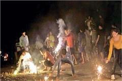 shimla diwali firecrackers ban