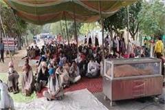 dera lover s funeral was not done even on the fourth day