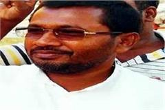 minister of nitish government missed by putting a hat trick of victory