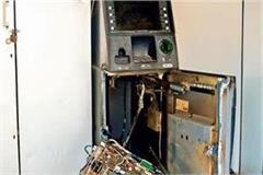 kumbhakarni police slept atm machine cut off and thieves
