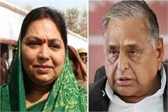 mulayam singh yadav s wife sadhana gupta is ill hospitalized