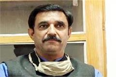 corona attack in houes of bjp leader ram kumar
