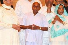 bahujan samaj party chief mayawati s father prabhudayal dies