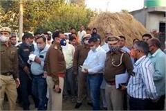 ruthless killing of husband and wife in yamunanagar