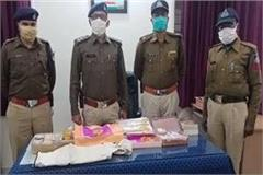 police caught crores of gold on dhanteras