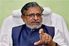 did sushil modi s statement take away his deputy cm s chair