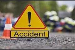tipper falls uncontrolled driver dies