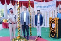 ntpc foundation day celebrated at koldam station