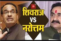 checkmate and play continued in shivraj and narottam