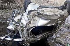 car accident in rohru death of youth