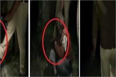 wow ray yogi s police mentally deranged elderly beaten with kick shoes