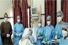 baddi covid 19 patient amar hospital boon