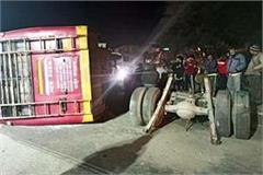bus accident in kangra
