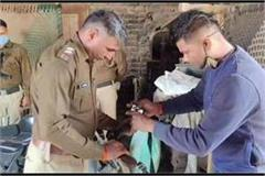 firing between 2 families in karnal
