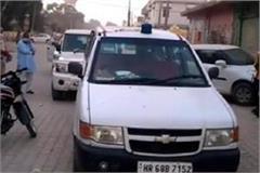 cm flying raid on illegal liquor shop