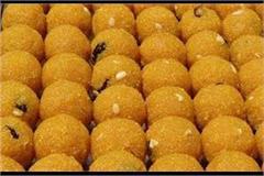 laddoos were ordered for baroda had to feed on bihar s victory