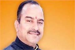trilok kapoor target on congress