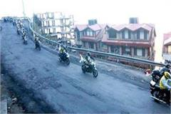 indo tibet border bike rally reaches shimla from kinnaur