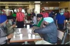 country s most famous dhaba came forward to help farmers