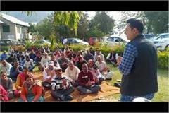 mps failed to get development done ashray sharma