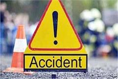 death of bike and car driver in road accidents