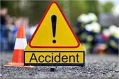 truck fall into ditch death of driver
