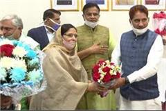 newly appointed chairman of haryana public enterprises bureau takes charge