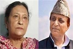 azam khan s wife tajin fatima released from jail after 10 months