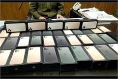 bigger disclosure in case of theft of 99 lacs iphone in amazon s warehouse