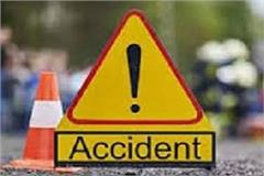 truck collided with tractor trolley of farmers returning from delhi to amritsar