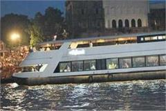 ayodhya luxury  ramayana cruise service  to start soon on saryu river
