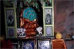 mathura ashtadhatu idol and precious items stolen from the ancient temple