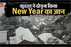snowfall in jammu and kashmir and shimla